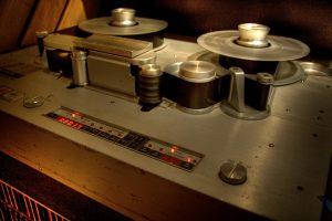 Struder A800 MKIII 24 track tape machine